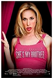 Alexis Arquette: She's My Brother Poster