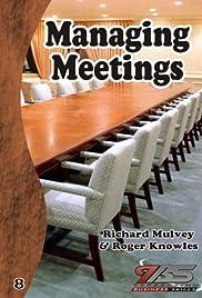 Managing Meetings Poster
