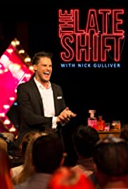 The Late Shift with Nick Gulliver Poster