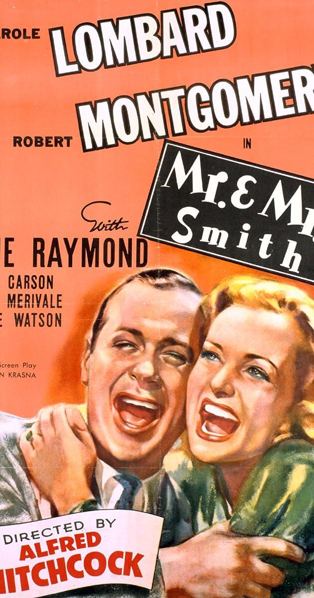 Subtitle of Mr. & Mrs. Smith