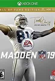 Madden NFL 19 Poster