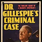 Lionel Barrymore, Van Johnson, and Marilyn Maxwell in Dr. Gillespie's Criminal Case (1943)