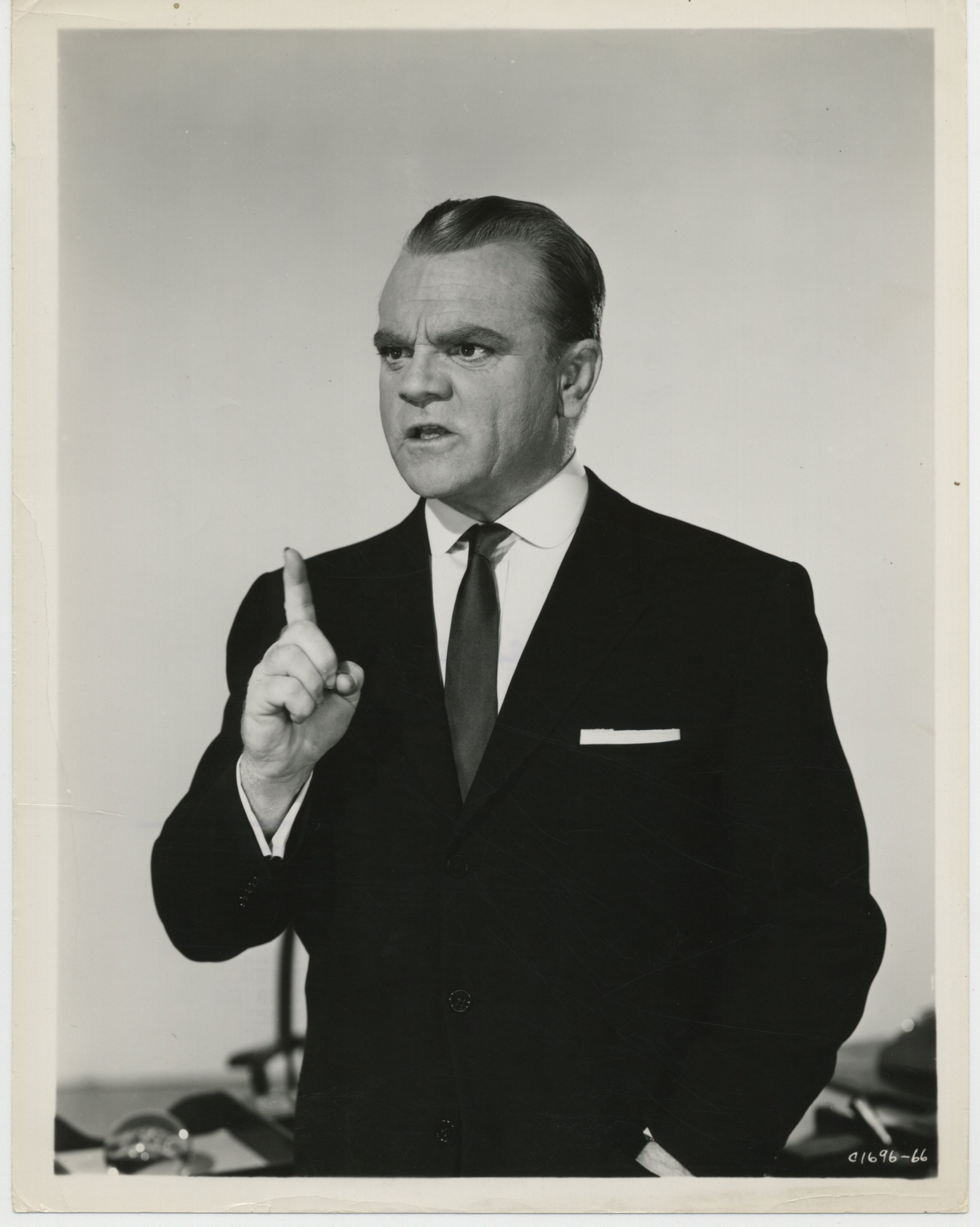 James Cagney in These Wilder Years (1956)