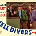 Clark Gable, Wallace Beery, and Cliff Edwards in Hell Divers (1931)