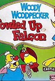 Fowled Up Falcon Poster