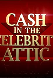 Cash in the Celebrity Attic Poster