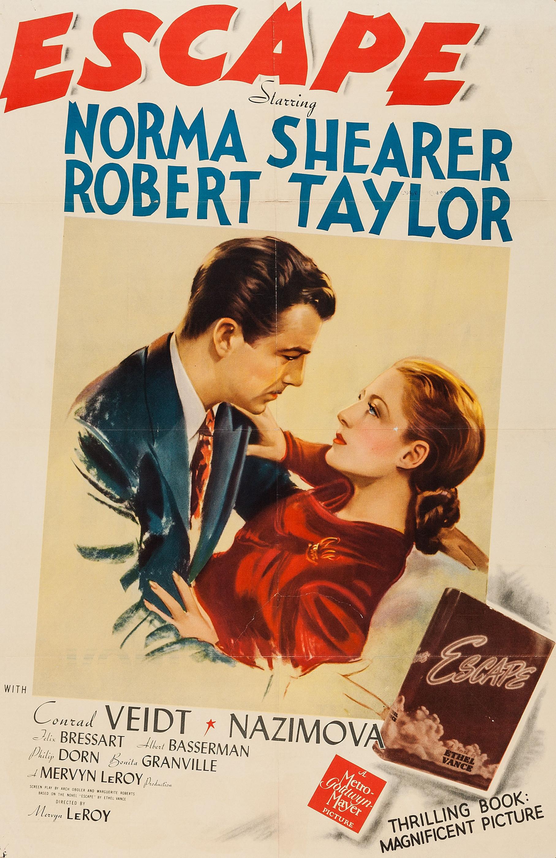 Escape (1940) - IMDb