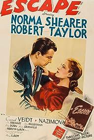 Escape (1940) Poster - Movie Forum, Cast, Reviews