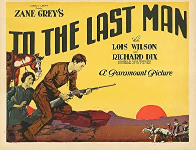 Watch full movies english online To the Last Man [2k]