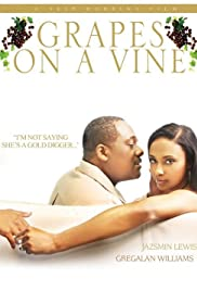 Grapes on a Vine Poster