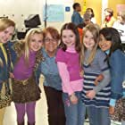 Adair Tishler, Samantha Hanratty, Ariela Barer, Kaitlyn Dever, and Shelby Harmon in An American Girl: Chrissa Stands Strong (2009)