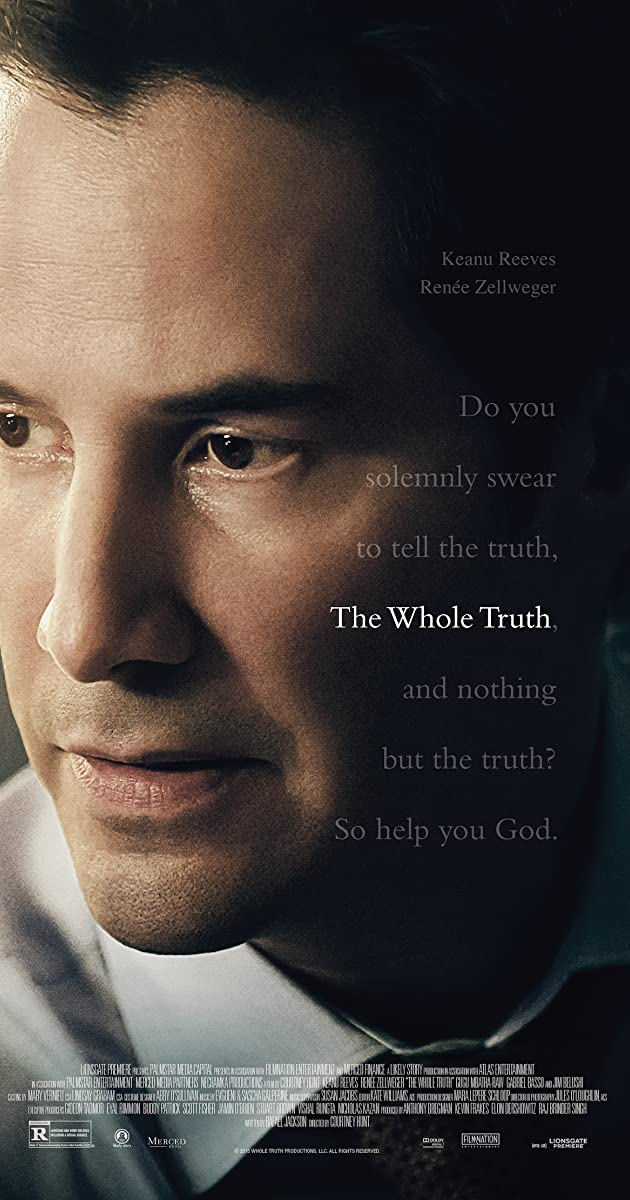 The Whole Truth 2016 Imdb