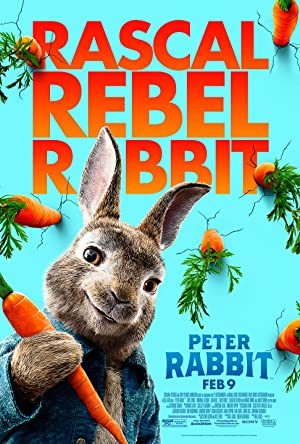 Where to stream Peter Rabbit