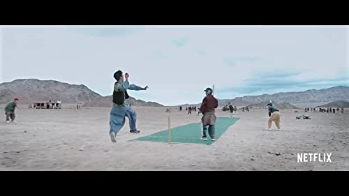 A man rises from personal tragedy to lead a group of children from a refugee camp to victory, transforming their lives through the game of cricket.