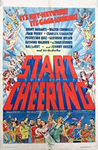 Start Cheering by Walter Lang