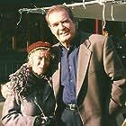 "Eve Brenner - with James Garner - on ""The Rockford Files"""