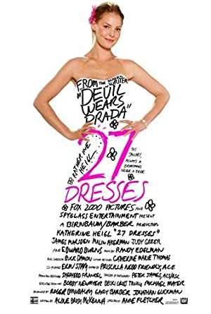Movie 27 Dresses (2008)