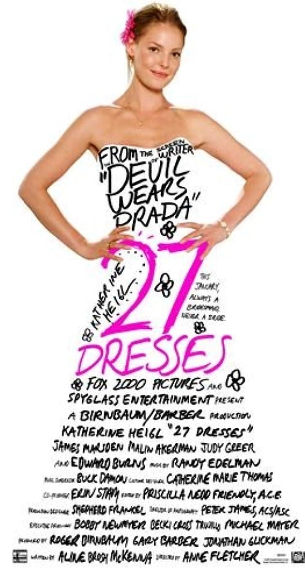 Subtitle of 27 Dresses