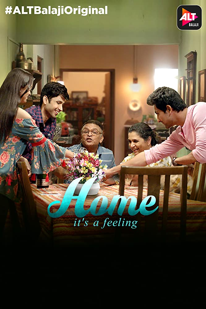 Home 2018 Season 1 Hindi ALTBalaji Complete Web Series 825MB HDRip Download