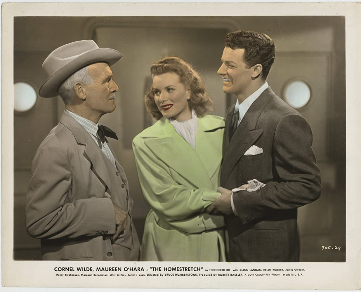 Classic Old Movie : Home Before Dark 1958