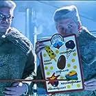 Casper Christensen and Lars Hjortshøj in Hannibal & Jerry (1997)