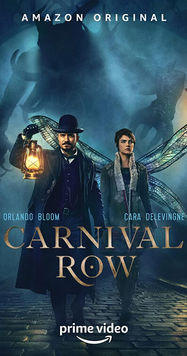 Download Carnival Row or watch streaming online complete episodes of  Season 1 in HD 720p 1080p using torrent