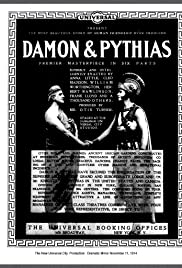 Damon and Pythias Poster