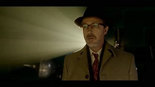 """First Look Trailer - HISTORY's new UFO drama series """"Project Blue Book"""" starring Aidan Gillen (""""Game of Thrones"""") and Michael Malarkey (""""The Vampire Diaries""""). Coming this Winter."""