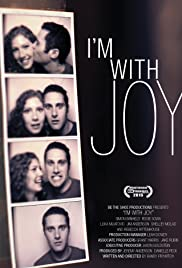 I'm with Joy Poster