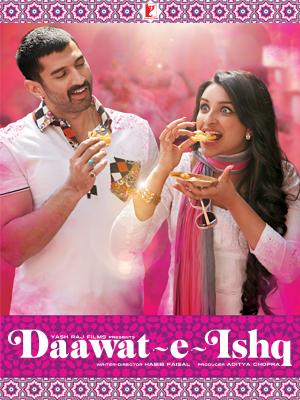 Daawat-e-Ishq movie, song and  lyrics