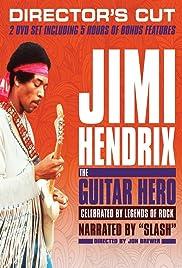Jimi Hendrix: The Guitar Hero Poster