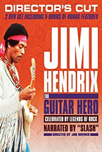 Psp movie downloads free Jimi Hendrix: The Guitar Hero [2048x2048]