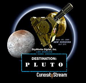 Destination: Pluto ( Destination: Pluto )