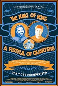Primary photo for The King of Kong: A Fistful of Quarters