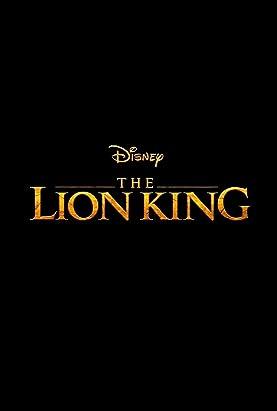 Cr V 2019 >> The Lion King (2019)