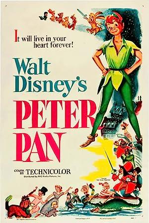 Peter Pan Poster Image