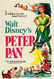 Peter Pan (1953) Poster - Movie Forum, Cast, Reviews