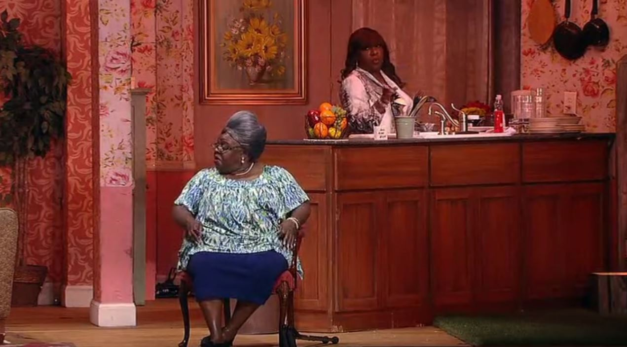 Tyler Perry's: Madea on the Run (2017)