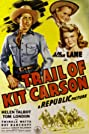 Trail of Kit Carson (1945) Poster