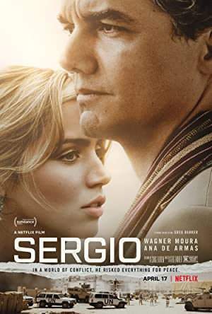 Download Sergio (2020) English {NetFlix Movies} WEB-DL 1080p [4.6GB] || 720p [1GB] || 480p [460MB]