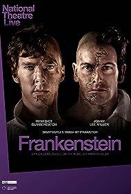 Jonny Lee Miller and Benedict Cumberbatch in National Theatre Live: Frankenstein (2011)