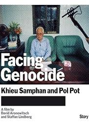 Facing Genocide: Khieu Samphan and Pol Pot Poster