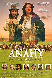 Anahy de las Misiones Poster