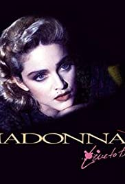 Madonna: Live to Tell Poster