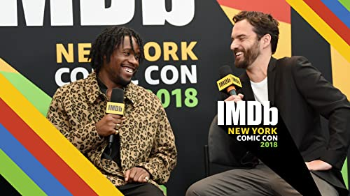 Jake Johnson, Shameik Moore Expand 'Spider-Verse'