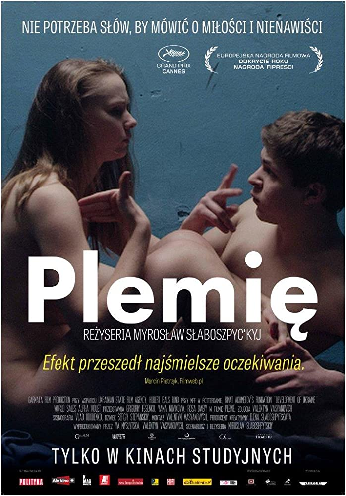 18+ Plemya 2014 Unrated English 480p BluRay 400MB x264 AAC