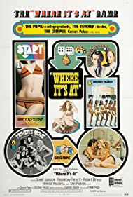 Where It's At (1969) Poster - Movie Forum, Cast, Reviews