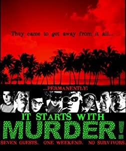 French movies english subtitles download It Starts with Murder! by [BDRip]