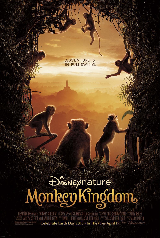 Monkey Kingdom (2015) BluRay 720p & 1080p