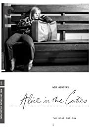 Alice in the Cities Poster
